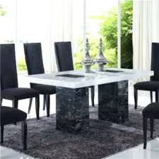 black marble dining table set marble dining chairs second hand marble dining table designing