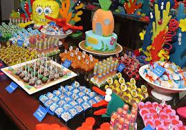 spongebob party ideas spongebob birthday party ideas sponge bob birthday birthday