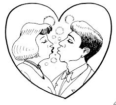 cartoon hearts heart sketch clip art library