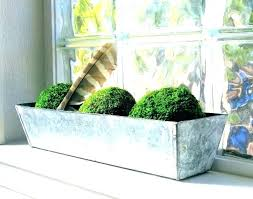 indoor windowsill planter indoor window planter box indoor garden box windowsill planter