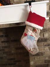 Pottery Barn Kids Stockings Pottery Barn Kids Christmas Stocking Ebay