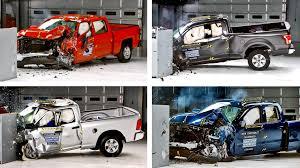 Dodge Ram Trucks Good - crash tests 2016 pickup truck f 150 silverado tundra ram