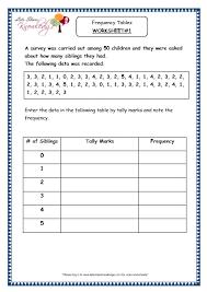 grade 3 maths worksheets pictorial representation of data 15 3