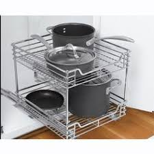 chrome wire handled stacking basket organize com wire basket