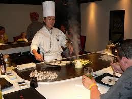 restaurant japonais cuisine devant vous 100 images live cooking
