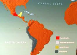 aztec mayan inca map aztecs exhibition at melbourne museum melbourne