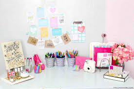Desk Organization Ideas The Images Collection Of Desk Organization And Decor Diy Desk
