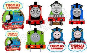 thomas train iron transfers