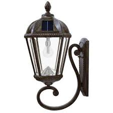 solar wall mounted lights 2 pack pick up today solar powered outdoor lanterns sconces outdoor