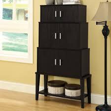 Metal Storage Cabinet With Doors by Metal Storage Cabinet With Doors And Wheels Best Home Furniture