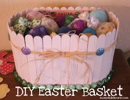 diy easter basket scribble shop challenge diy easter basket