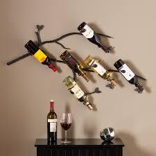 harper blvd keaton wall mount wine rack free shipping today