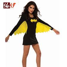 aliexpress com buy superhero fancy dress batman costume women