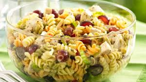 chicken pasta salad chicken pasta salad with grapes and poppy seed dressing recipe