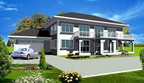 House Design Plans In Nigeria Ghana House Plans U2013 Nhyira House Plan