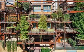 Of The Worlds Coolest Apartment Buildings Where Business And - Apartment complex designs