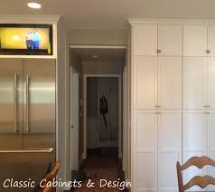 kitchen designs cook u0027s dream two toned island storage counter