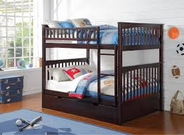 Bunk Beds With Trundle Full Over Full Size Bunkbed Bel Furniture Houston U0026 San Antonio