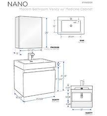 black modern bathroom vanity w blum storage system