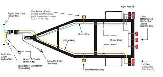 4 wire trailer lights wiring diagram wiring diagram byblank