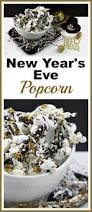 sparkly new year u0027s eve popcorn quick and easy party treat