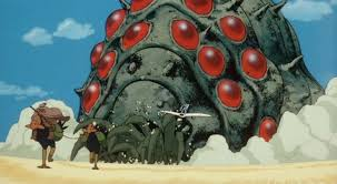 nausicaä of the valley of the wind a new kind of action hero