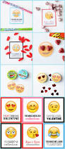 10 free valentine printables emoji free printable and free