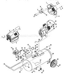 craftsman 919 air compressor parts 14920