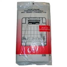 filtre pour hotte de cuisine lot de 2 filtres anti graisse et anti odeur pour hotte de cuisine