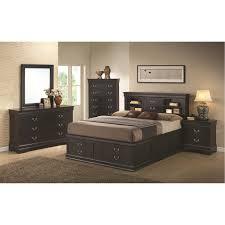 Eastern King Bed Coaster Furniture 201079ke Louis Philippe Eastern King Bed In
