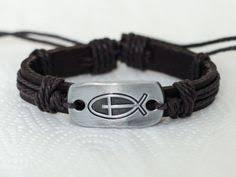 men s religious jewelry 186 men bracelet women bracelet leather bracelet cross bracelet