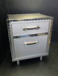 Metal Nightstands With Drawers Metal Nightstands With Drawers Furniture Favourites