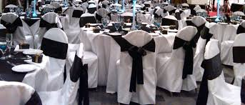 catering rentals chair cover rental metro catering wedding catering rental specials