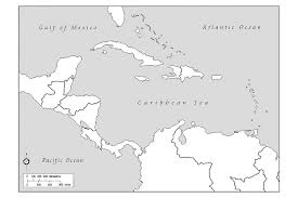 political map of central america and the caribbean central america and the caribbean political map free images at