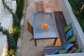 small garden ideas for outdoor entertainment areas