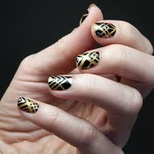 nail art on female first
