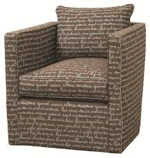 Accent Chairs With Arms by Robin Bruce Accent Chairs Birkin Tufted Back Accent Chair With Low