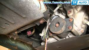 1996 ford explorer starter how to install replace 4x4 transfer shift motor ford explorer