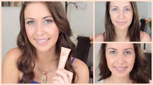 pixi flawless beauty primer review makeup minute youtube