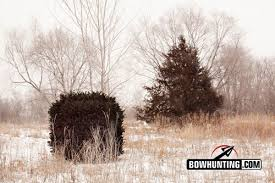 Bow Hunting From Ground Blind Ground Blinds Galore
