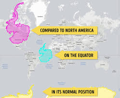Where Is Alaska On A Map by After You U0027ve Seen These Maps Your Image Of The World Will Never