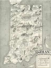 Indiana State University Campus Map by Coronado Lodge Porter Indiana Wish These Were Still In Indiana
