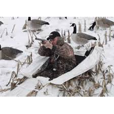 Avery Finisher Layout Blind Avery Layout Blind Snow Cover Rogers Sporting Goods