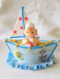 nautical cake toppers nautical baby shower cake toppers sorepointrecords