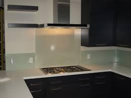 Kitchen Mirror Backsplash Kitchen Glass Backsplashes Home Decoration Ideas