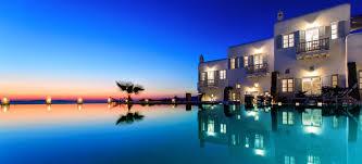 pool u0026 bar luxury hotel in mykonos