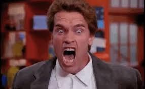 Scream Meme - this is what happens when you google arnold schwarzenegger scream