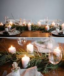christmas table decorating with holly for christmas dinner entertain pinterest