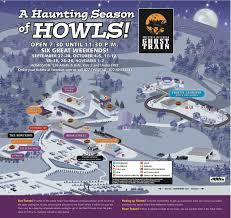 halloween horror nights map 2015 tweetsie railroad holds this season u0027s last ghost train halloween