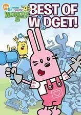 wow wow wubbzy widget dvd 2013 ebay
